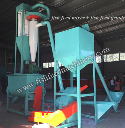 FY-250 Fish Feed Mixer 250kg per batch products,China FY-250