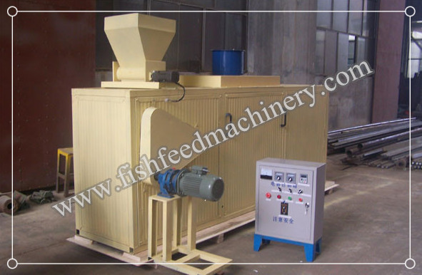 fish feed pellet dryer